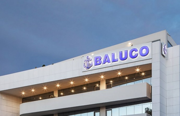 Baluco Offices Glyfada, Greece