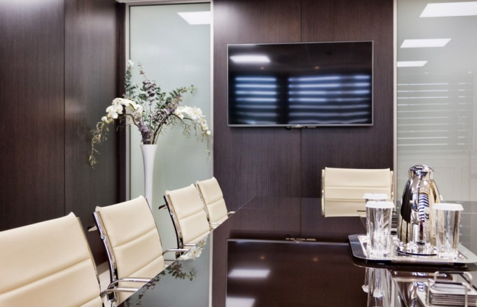 Baluco meeting room